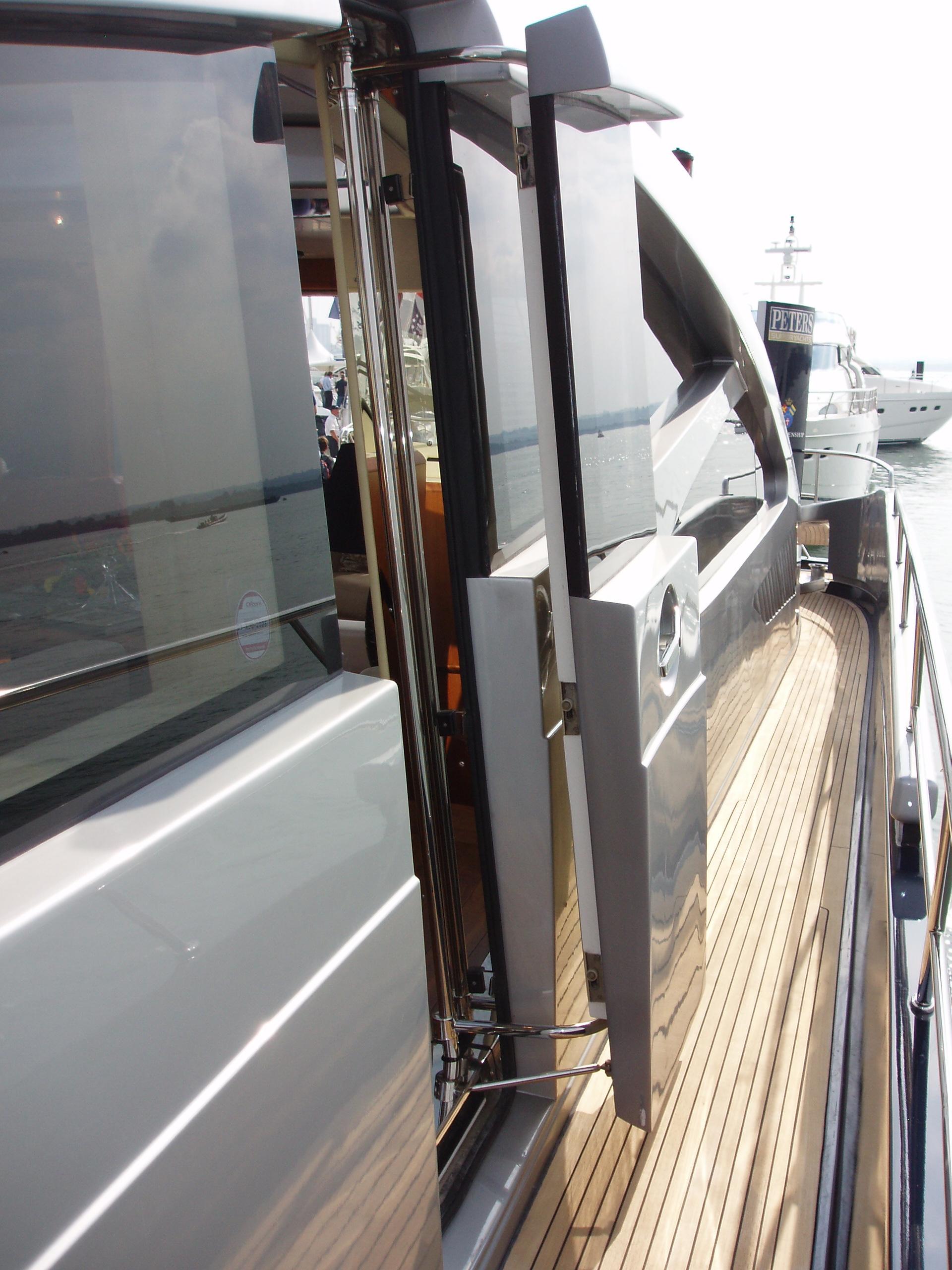 Super Yacht Doors