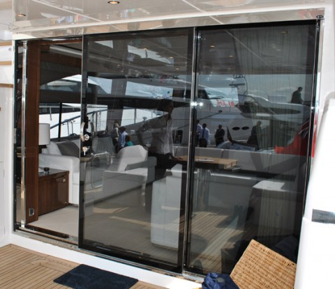 Trend Marine introduces Endurance range of stainless steel patio