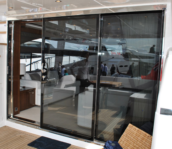 Trend Marine Introduces Endurance Range Of Stainless Steel Patio Doors    Trend Marine